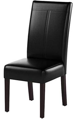 Christopher Knight Home 217146 Black Dining Chair  Emilia