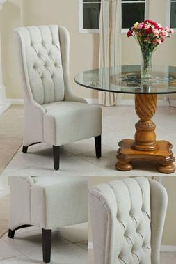 Christopher Knight Home 235110 Champion Tufted Light Beige F