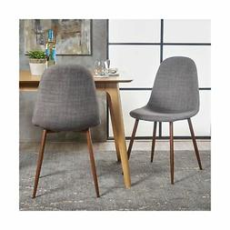 Christopher Knight Home 301730 Raina Dining Chairs, Light Gr