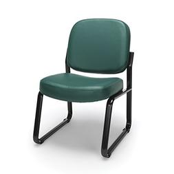 405 Guest Chair - Color: Teal, Style: Vinyl