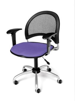 Height Adjustable Swivel Stool with Gas Lift, Not Included,