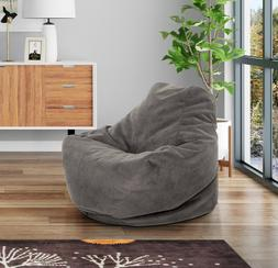 Bean Bag Chair For Kids Teens Adults Dorm Room Lounge Gaming
