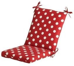 Pillow Perfect Outdoor Chair Cushion - 37W x 18D x 3H in.