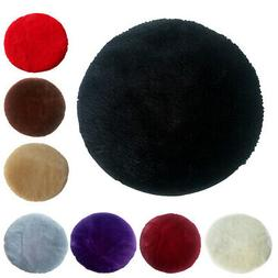 Chair Pads Cushions with Ties, Seat Cushion for Kitchen Offi