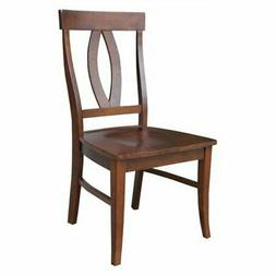 International Concepts Cosmo Verona Dining Chairs - Set of 2