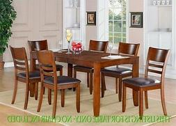 East West Furniture LYT-ESP-T Rectangular Dining Table with