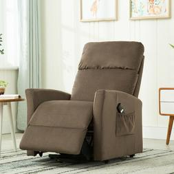 Electric Powered Lift Recliner Chair Remote Control Living R