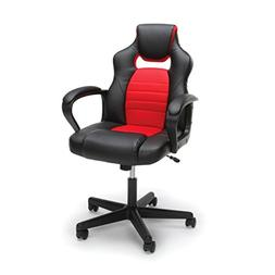 Essentials Gaming Chair - Racing Style Ergonomic Mesh and Le