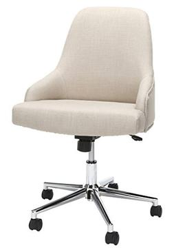 Essentials Upholstered Home Desk Chair - Ergonomic Office Ch