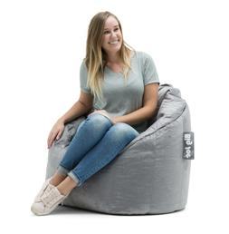 Fun Chairs for Living Room College Dorm Bean Bag Comfort for