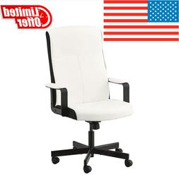 High Quality White Adjustable Swivel Chair For Living Room S