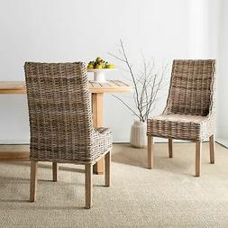 Safavieh Home Collection Suncoast Natural Dining Chair