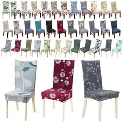 Home Decor Stretch Dining Room Chair Seat Cover New Washable