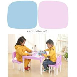 Household Kids Table And 2 Chairs Set SET FOR BOYS OR GIRLS