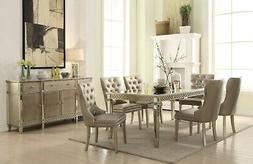 Acme Furniture Kacela 7 Piece Dining Room Set