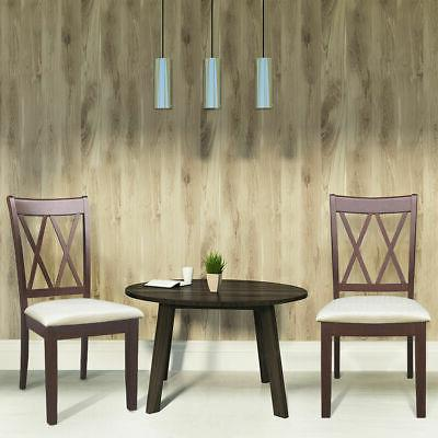 2-Set Chairs Upholstered Kitchen