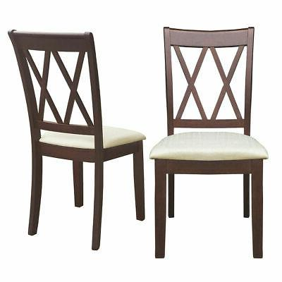 2 set home dining room chairs upholstered