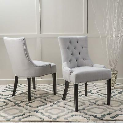 299538 hayden fabric dining chairs set of
