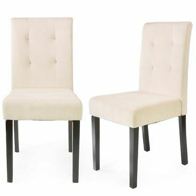 2pc comfort home dining chair