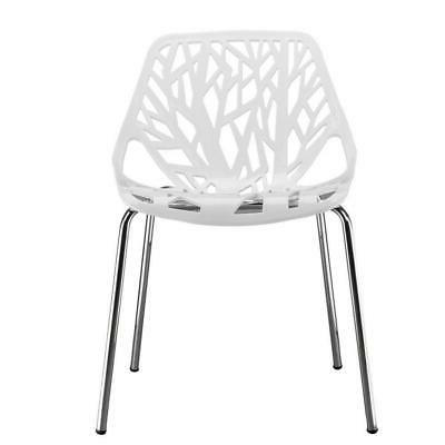 4 Modern Dining Living Room/Kitchen Lounge Chairs