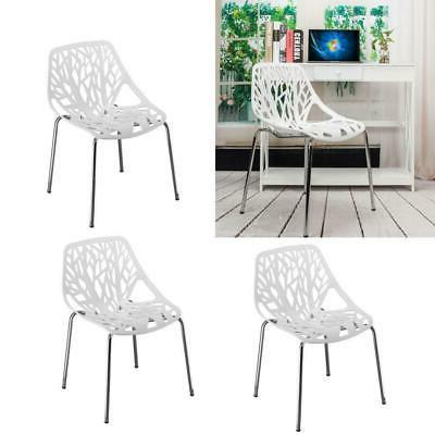 4 pcs modern style dining side chair