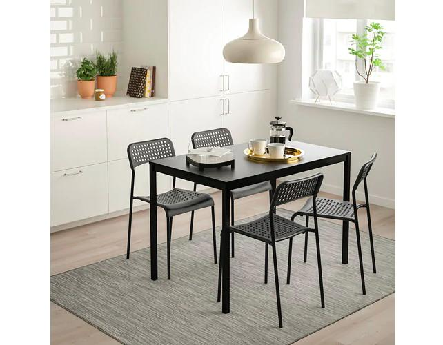 5 pcs Set Table and Kitchen table for Persons !