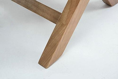 Boraam Dining Chair, & Natural,