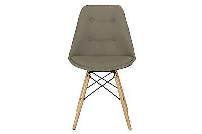 DHP Albany Dining Mid Modern Chair, Multiple