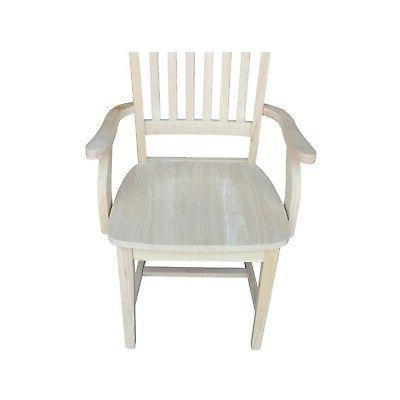 Brand Concepts 265A Side Chair with Unfinished