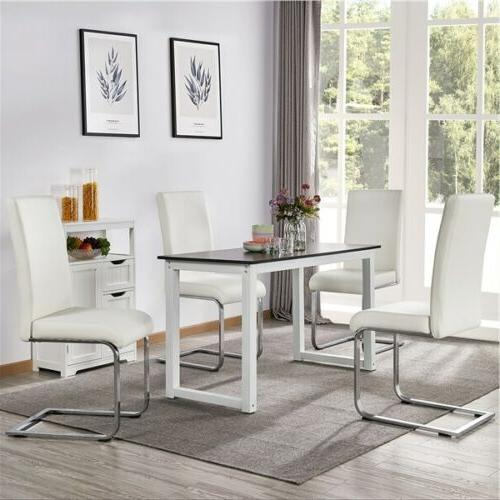 Dining Chair Padded Chairs Home 2PCS