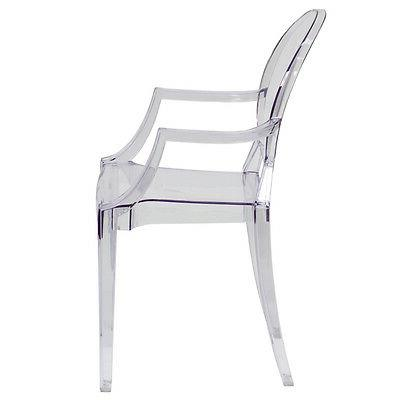 Flash Ghost Chair w/Arms