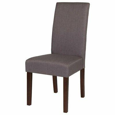 greenwich fabric parson dining side chair