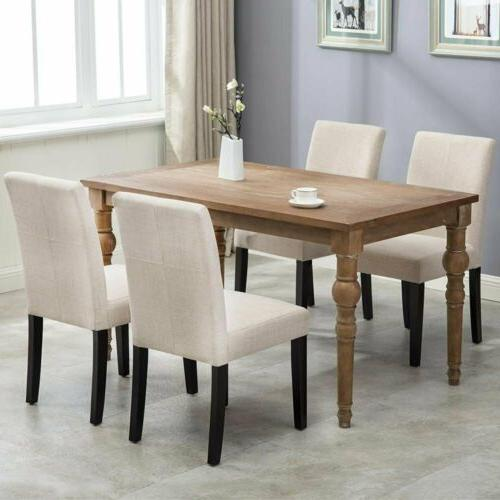 kitchen dining chairs armless room chair accent