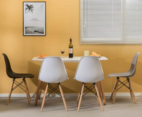 DSW Shell Dining with Beech