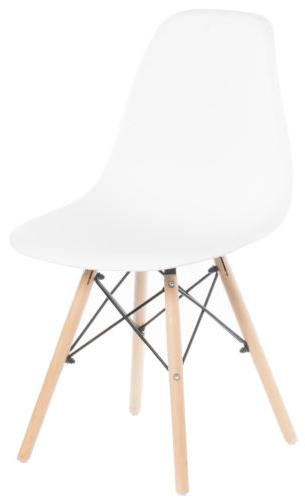 Mid-Century DSW Shell with Beech Wooden