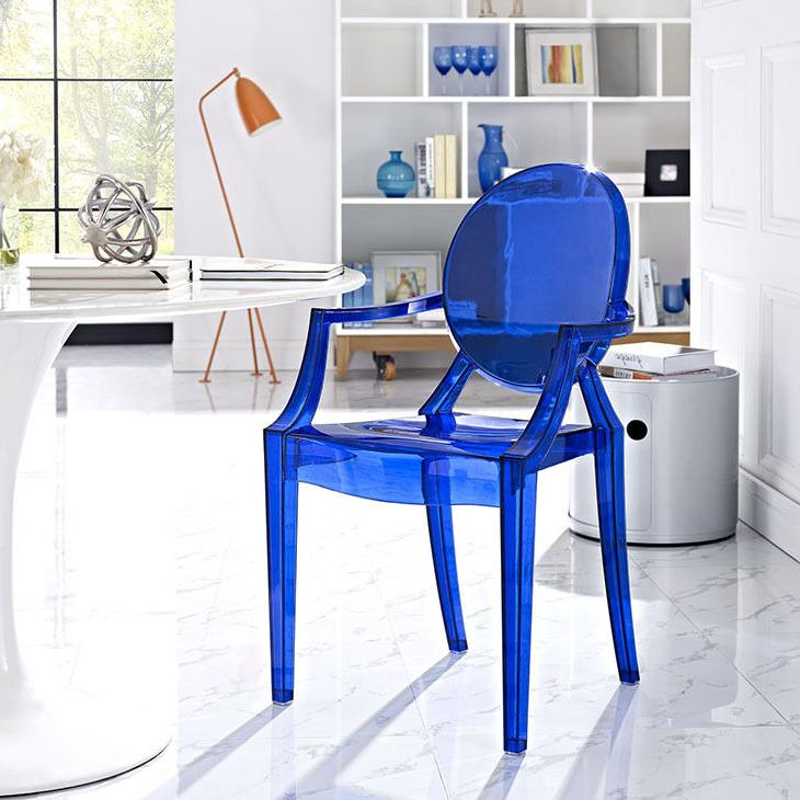 Blue Dining Accent