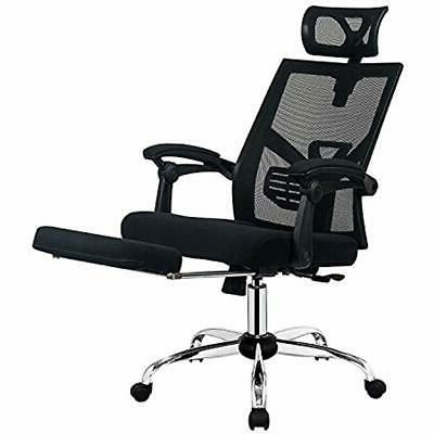 office chair high back recliner racing game