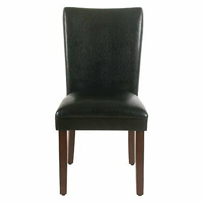 HomePop Leather Chair 2