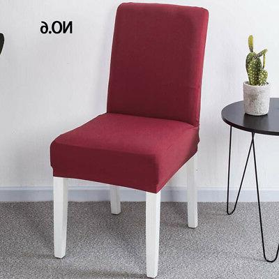 Removable Floral Chair Cover Polyester Seat Cover
