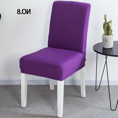 Removable Floral Room Chair Cover Polyester Seat