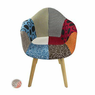Set Multi-Color Leisure Chair ideal Dining, area
