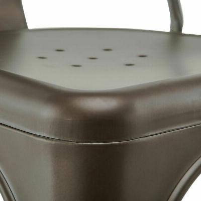 Set Style Side Stackable Stool