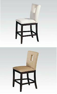 Simple Modern Dining Chairs 2 Diiferent Counter Height Dinin