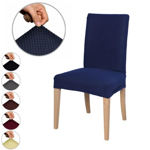 Spandex Stretch Chair Dining Seat