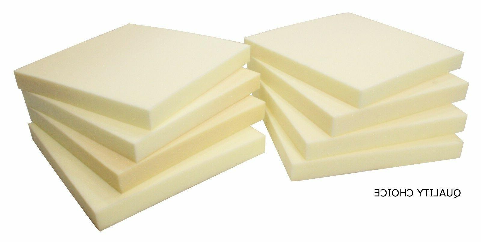 Upholstery Foam Cushion Seat Pads Chair Size