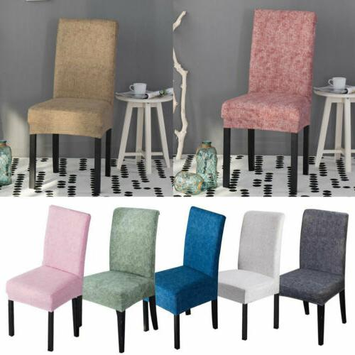 Stretch Wedding Chair Cover Banquet Party Decor Dining Room