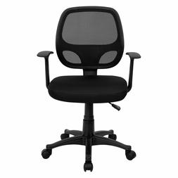 Flash Furniture Mesh Back Computer Chair, Dual-wheel Casters