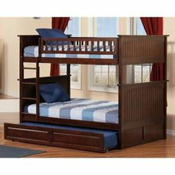Atlantic Furniture Nantucket Full Over Full Bunk Bed