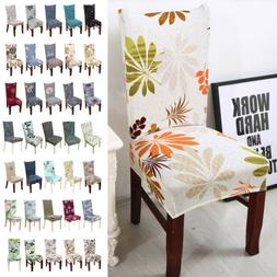 New Design Stretch Home Party Dining Room Chair Seat Cover R