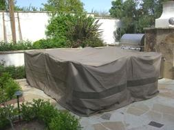 Patio Set Square Cover 116x116 Fits Patio Round/square Table